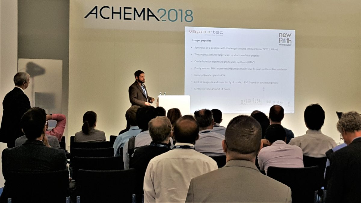 Achema – Frankfurt 2018